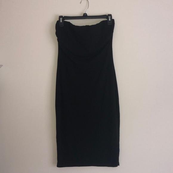 Fashion Nova Dresses & Skirts - Fashion nova black tube dress